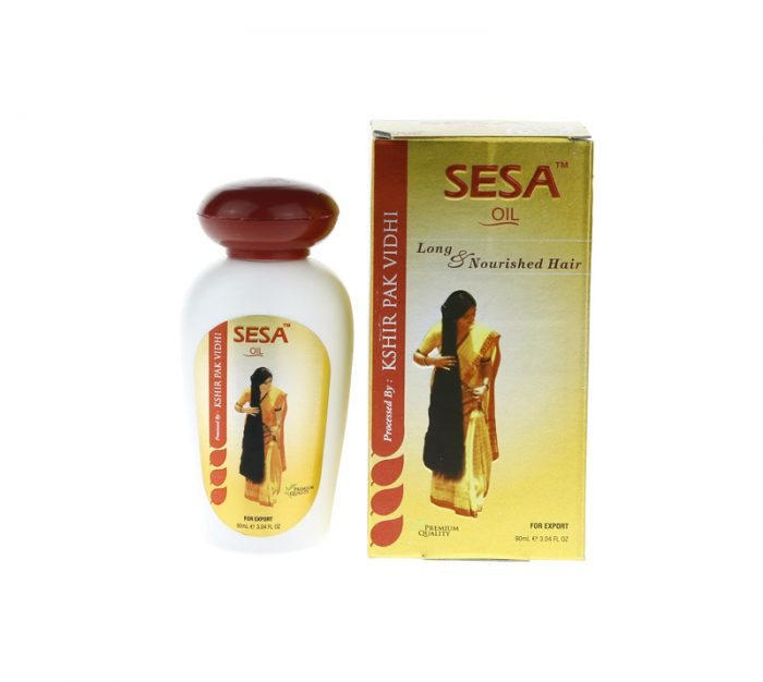 KSHIR-PAK-VIDHI-SESA-OIL-Long-&-Nourished-Hair